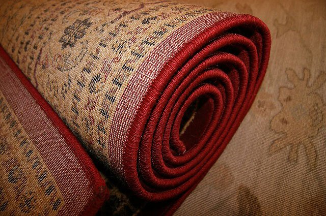 Professional Area Rug Cleaning Service