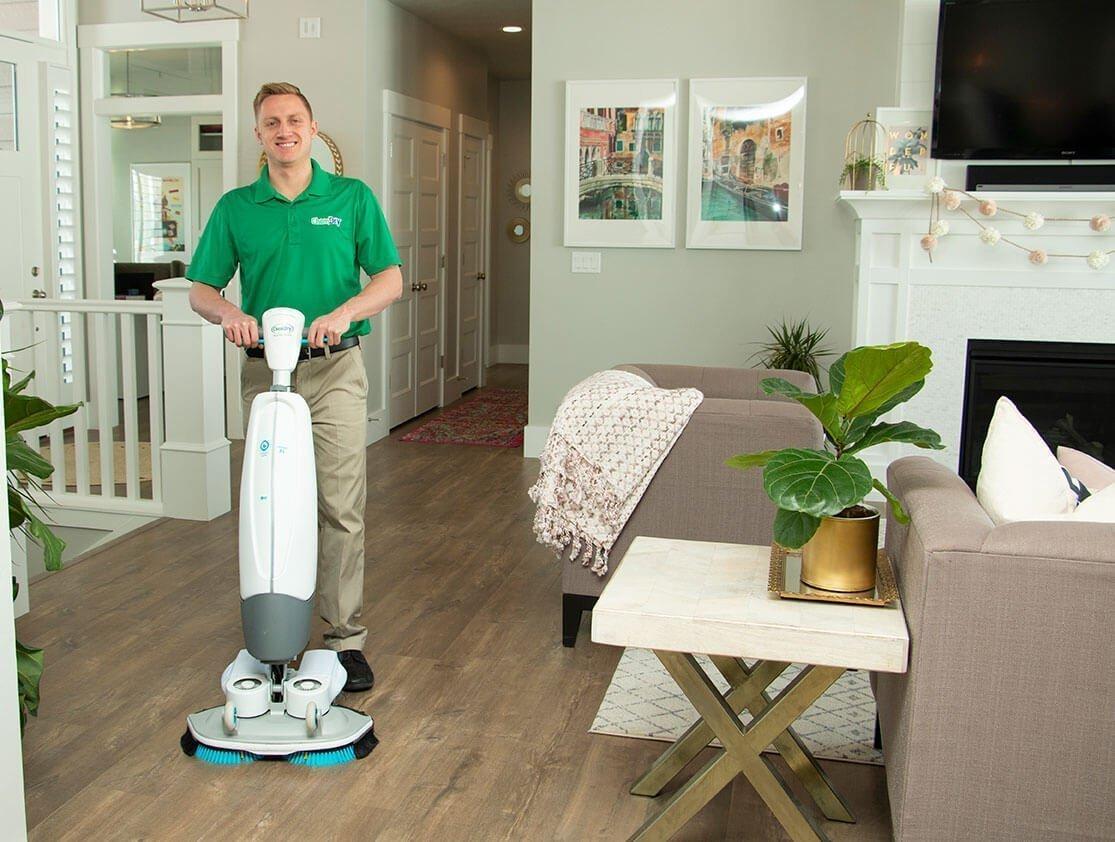 wood floor cleaning expert